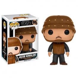 Figura Vinyl Pop! Animales Fantasticos Jacob Kowalski