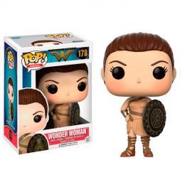 Figura Vinyl Pop! Dc Wonder Woman Amazon