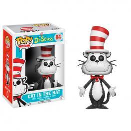 Figura Vinyl Pop! Dr. Seuss Cat In The Hat