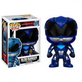 Figura Vinyl Pop! Power Rangers Movie Blue Ranger