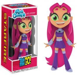 Figura Vinyl Rock Candy Teen Titans Go Starfire