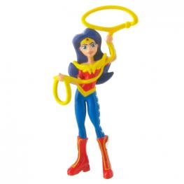 Figura Wonder Girl Super Hero Girls Dc