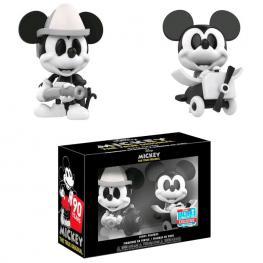 Figuras Mini Vinyl Disney Mickey Mouse Black & White Exclusive