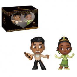Figuras Vinyl Disney Tiana y el Sapo Tiana & Naveen