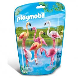 Flamencos Playmobil