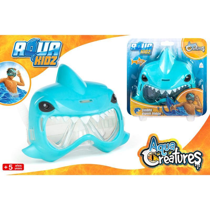 Gafas Bucear Tiburon Aqua Kidz Mascara