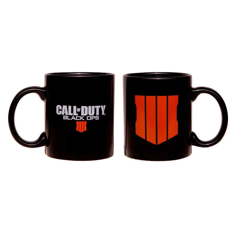 Taza Black Ops 4 Call Of Duty