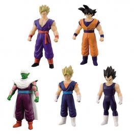 Set Figuras Heroes Dragon Ball Z Surtido