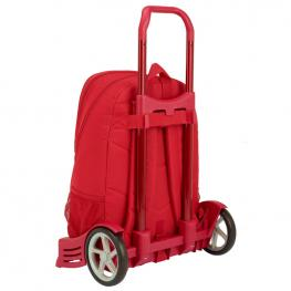 Trolley Real Madrid Red 44Cm Carro Evolution