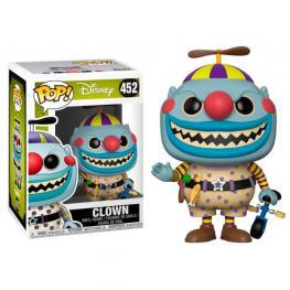 Figura Pop Disney Pesadilla Antes de Navidad Clown
