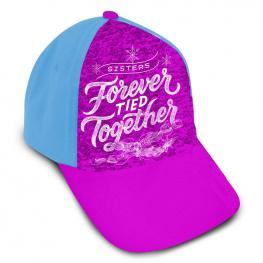 Gorra Frozen Disney Lentejuelas Premium