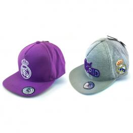 Gorra Real Madrid Adulto Surtido