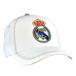 Gorra Real Madrid Junior Blanco
