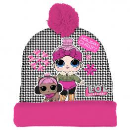 Gorro Pompom Lol Surprise