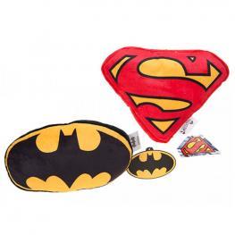 Cojin Batman y Superman Dc Comics Surtido 22Cm