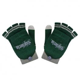 Guantes Mitones Harry Potter Slytherin