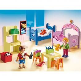 Habitacion Juegos Niños Playmobil Dollhouse