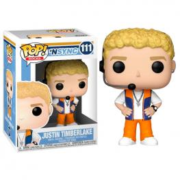 Figura Pop Nsync Justin Timberlake