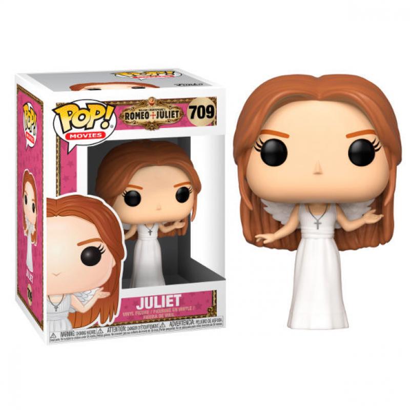 Figura Pop Romeo & Julieta Julieta