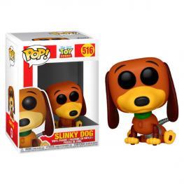 Figura Pop Disney Pixar Toy Story Slinky Dog