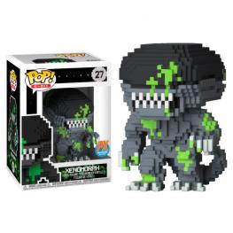 Figura Pop 8-Bit Alien Blood Splatter Exclusive