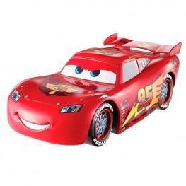 Coche Cars Disney Quemando Rueda 23Cm