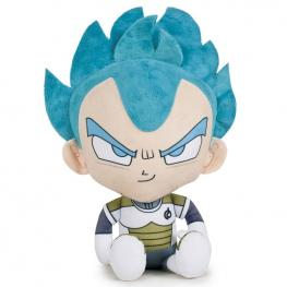 Peluche Vegeta Dragon Ball Super 36Cm
