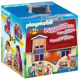 Maletin Casa Muñecas Playmobil