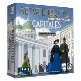 Juego Between Two Cities Entre Dos Ciudades Capitales