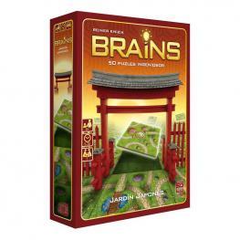 Juego Brains el Jardin Japones