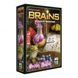 Juego Brains Pocion Magica