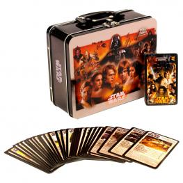 Juego Cartas Star Wars Lata Top Trumps