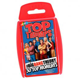 Juego Cartas The Big Bang Theory Top Trumps