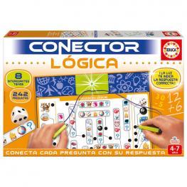 Juego Conector Logica