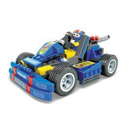 Juego Construccion Coche Racing