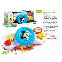 Volante Actividades Baby Mickey Disney