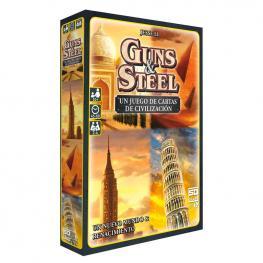 Juego Guns & Steel