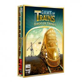Juego Juego de Trenes Game Of Trains
