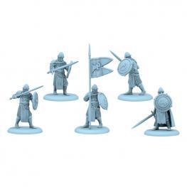 Juego Mesa Espadas Juramentadas Stark Juego de Tronos