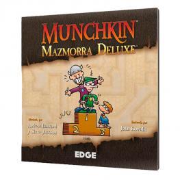 Juego Mesa Munchkin Mazmorra Deluxe
