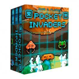 Juego Mesa Pocket Invaders
