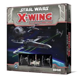 Juego Mesa Star Wars X-Wing