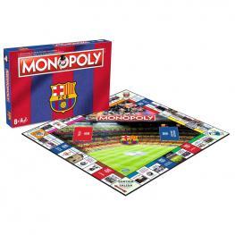 Juego Monopoly F.C. Barcelona