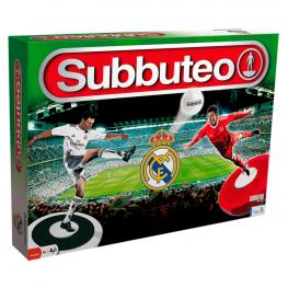Juego Subbuteo Playset Real Madrid
