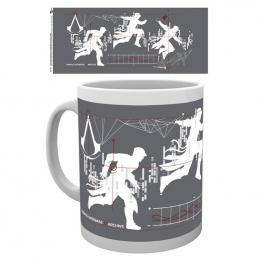 Taza Assassins Creed Run
