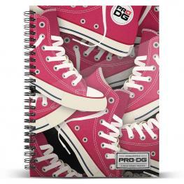 Cuaderno A4 Pro Dg Tracks