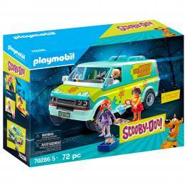La Maquina del Misterio Scooby-Doo! Playmobil