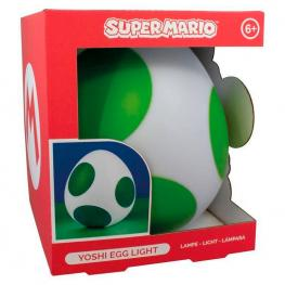 Lampara Huevo Yoshi Super Mario Nintendo