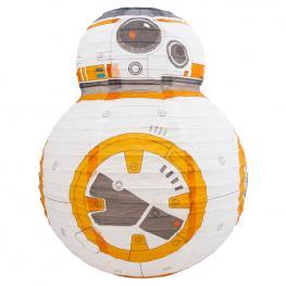 Lampara Papel Bb-8 Star Wars