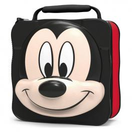 Bolsa Portameriendas Mickey Disney 3D Termica